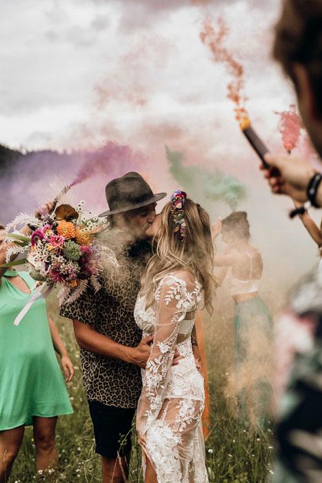 Love is a Festival: Heiraten im Coachella Style