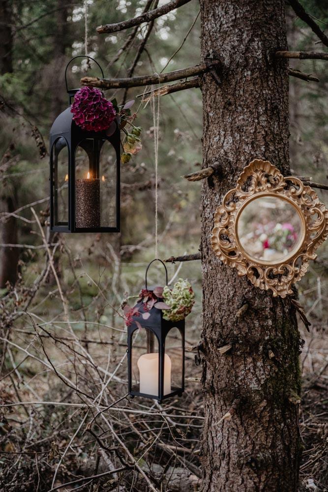 Alice im Wunderland – Zauberhaftes Date im Wald