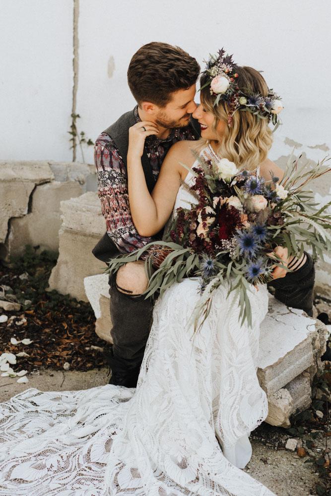 Edgy Love: Alternative Hochzeit in Krems
