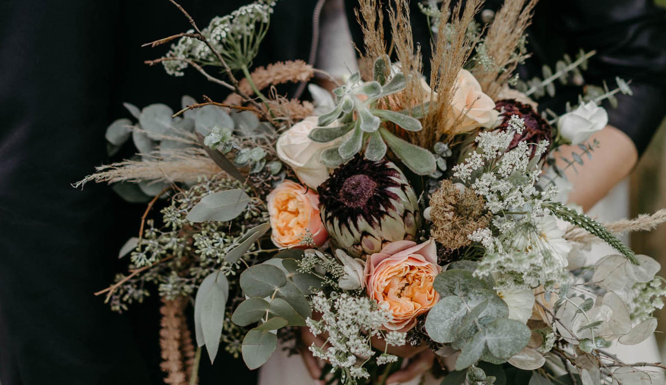 Isabella Floristik –Blumen für eure Hochzeit