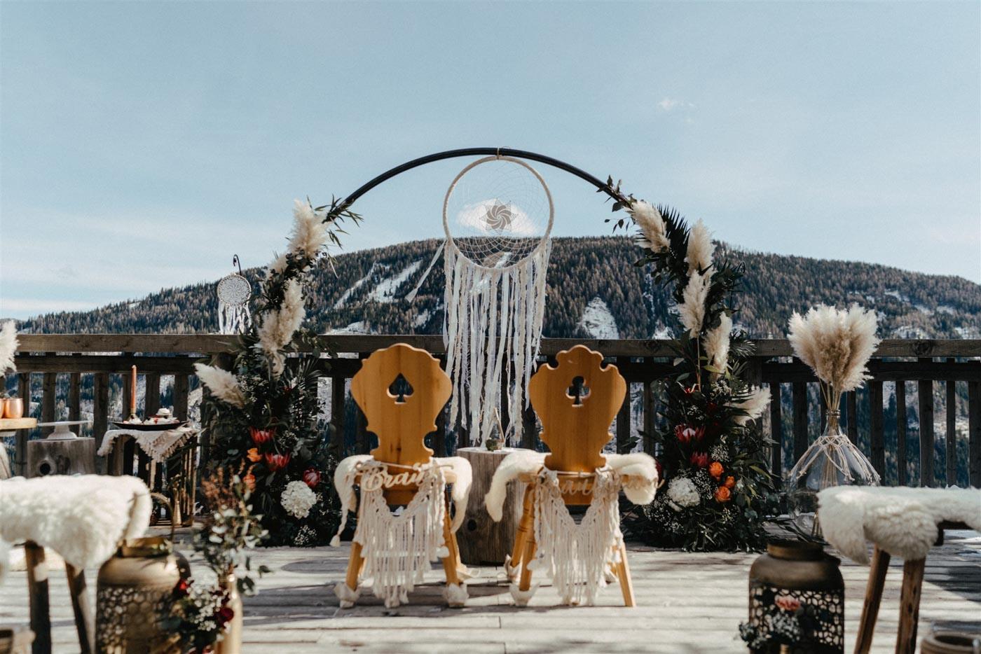 """Hochzeitslocation """"Almdorf Seinerzeit"""""""