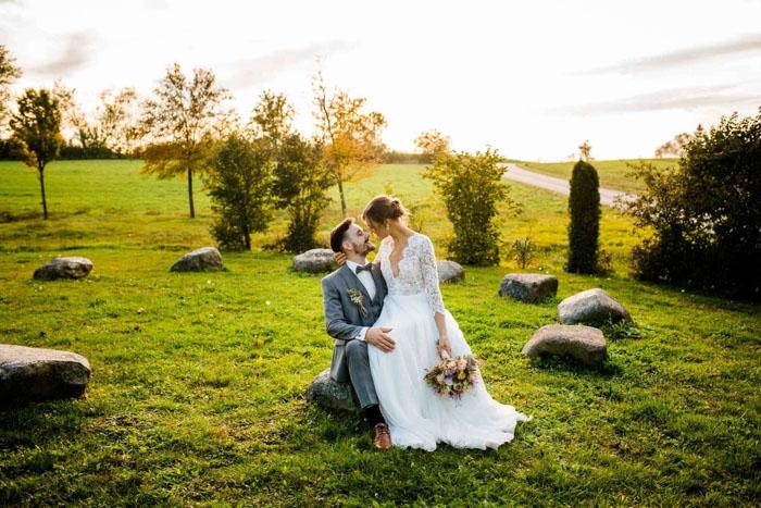 Farbenfrohe Hochzeit am Kletzmayrhof
