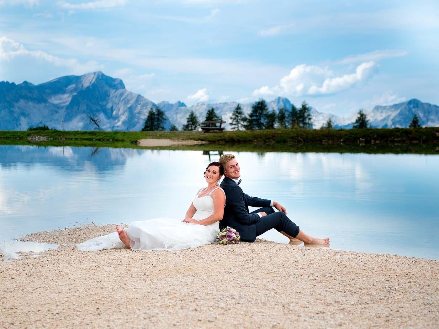 Hochzeitsfotografie von Fotostudio Fritz