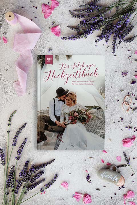 The Salzburg Wedding Book