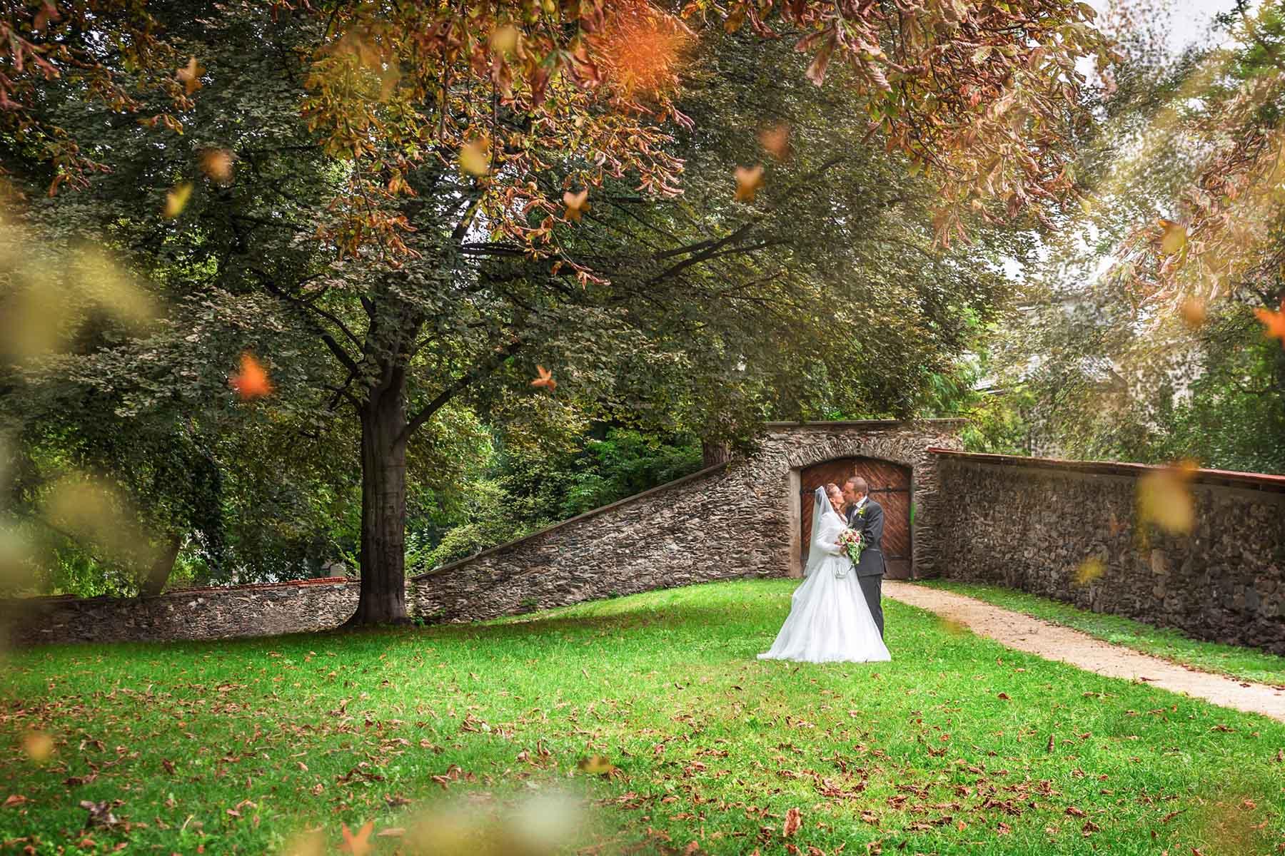 Huwelijksfotograaf Rudi Kaller