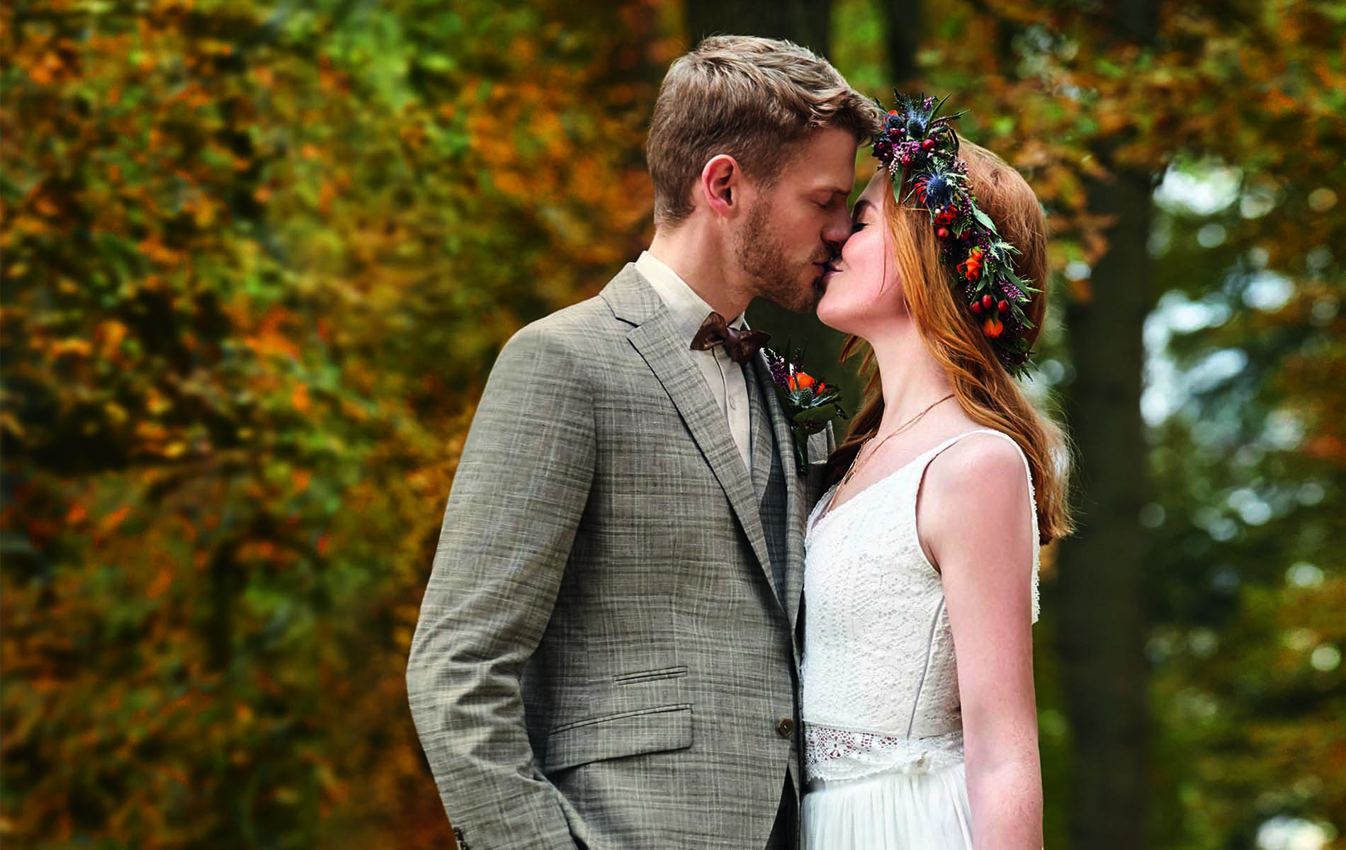 Hochzeitsanzüge von Modehaus Mayer