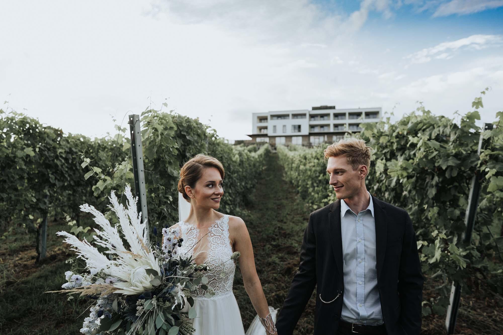 Wilde Hochzeitsromanze am Trippelgut