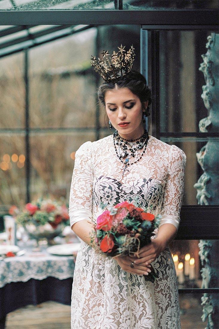 Mystische Schönheit: Mexikanisch angehauchte Hochzeitsinspiration