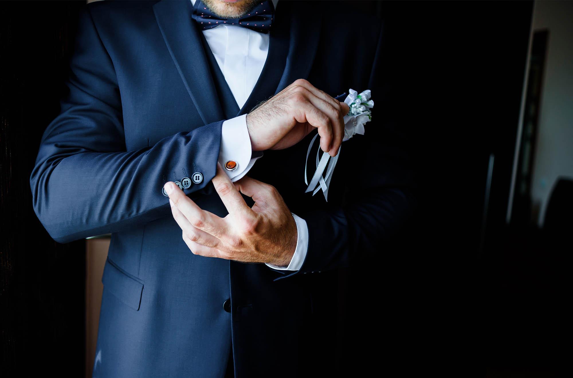 Like a Sir – Hochzeitsanzug & Co