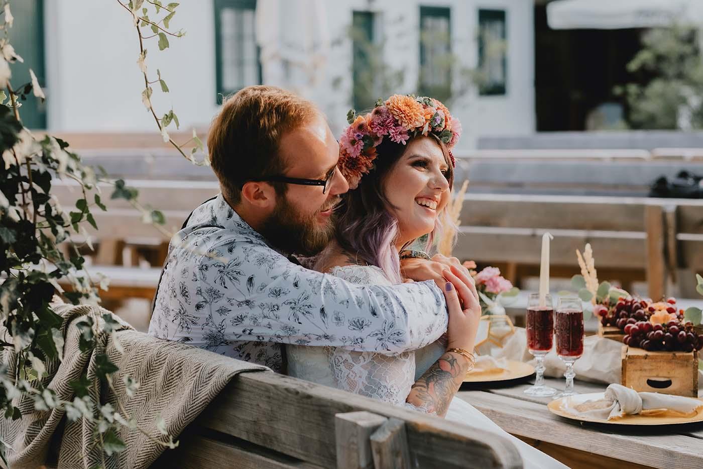 Fotografo di matrimonio Julia Tilling