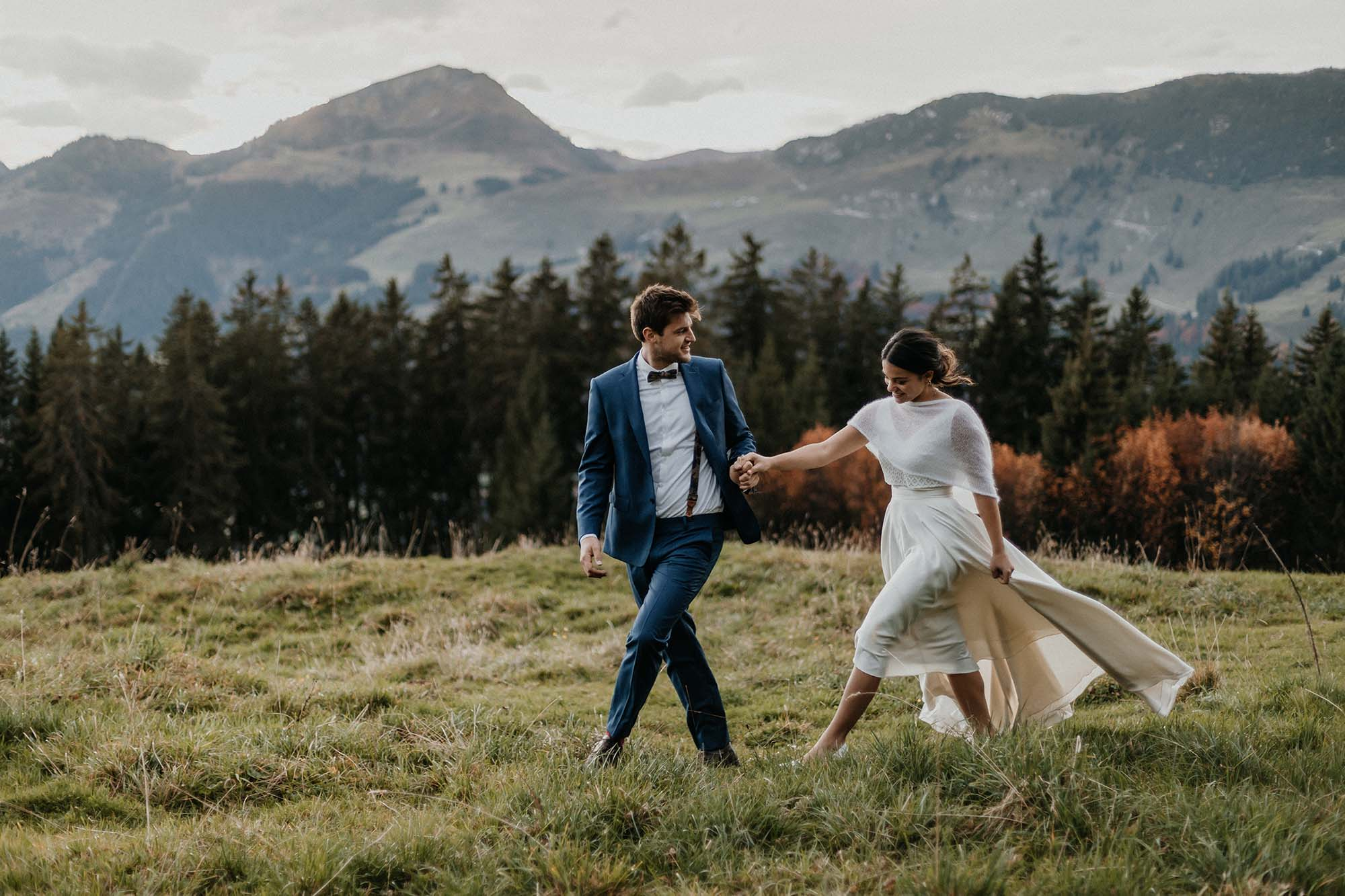 """Happily Ever After"" – Hochzeitsfotografin Lisa Egger"