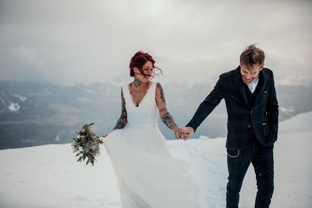 Elopement – warum heimlich heiraten im Trend liegt