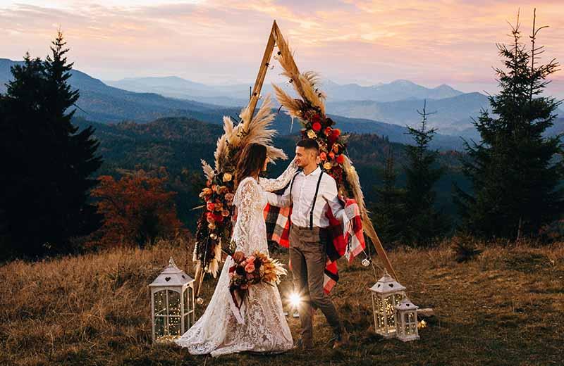 Elopement - perché sposarsi in segreto è di moda