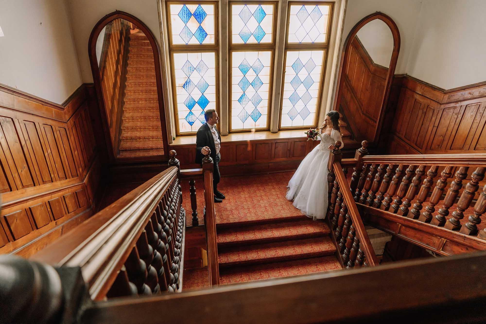 """Hochzeitslocations """"MS Porcia & Schlossvilla"""""""