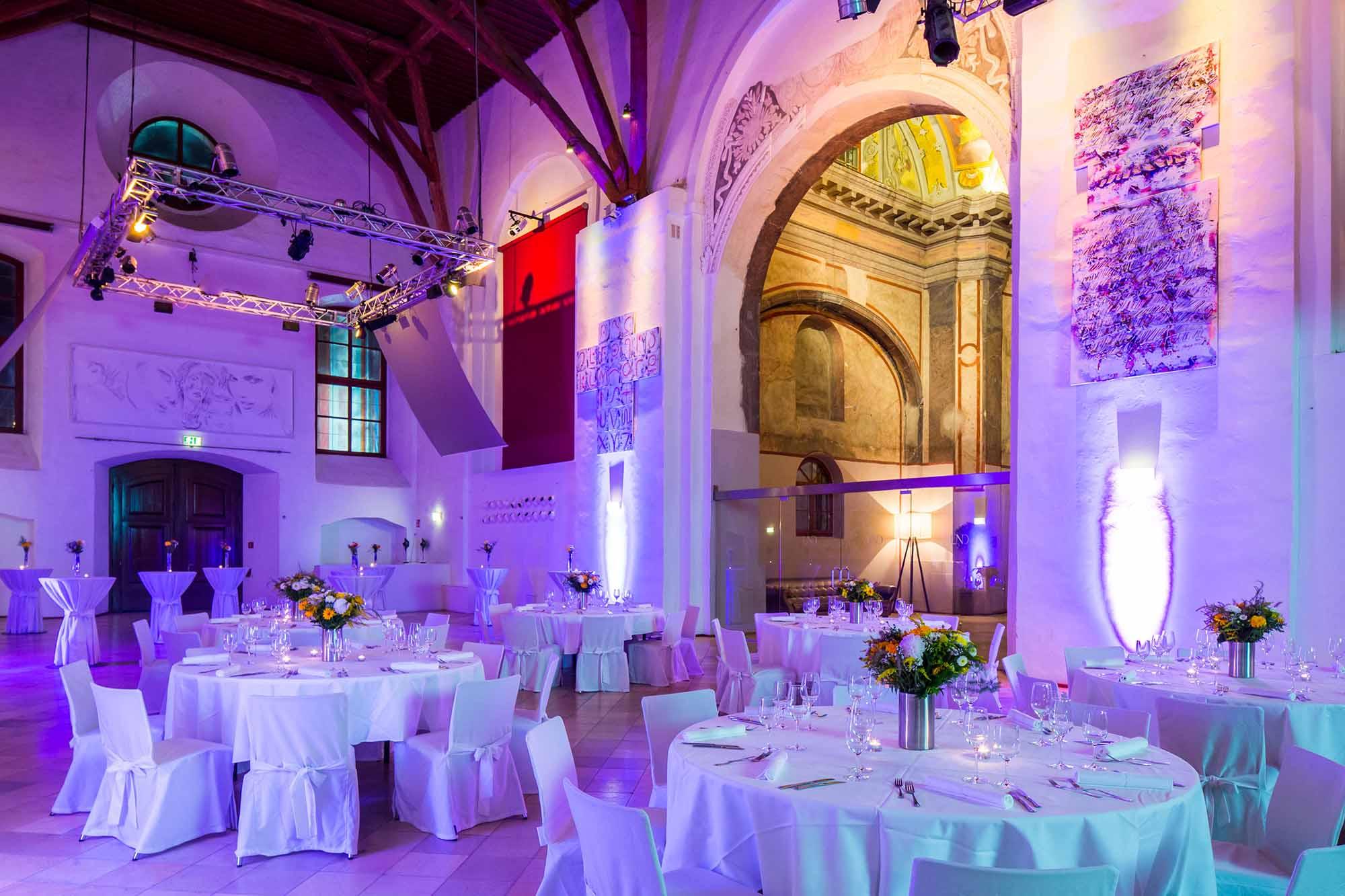 """Hochzeitslocation """"Kloster UND"""""""