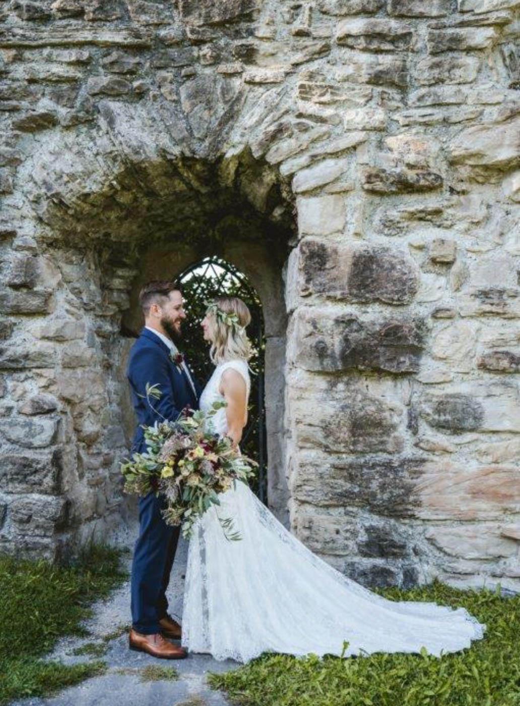 Hochzeit von Bettina & David