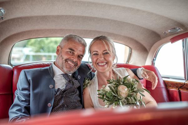 Hochzeit von Christine & Hubert