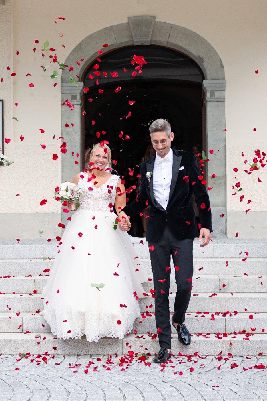 Hochzeit von Madeleine & Christof