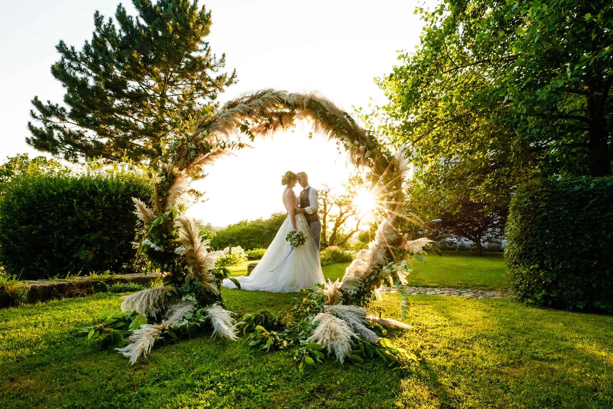 Blumenwerkstatt Sandra | Hochzeitsfloristik