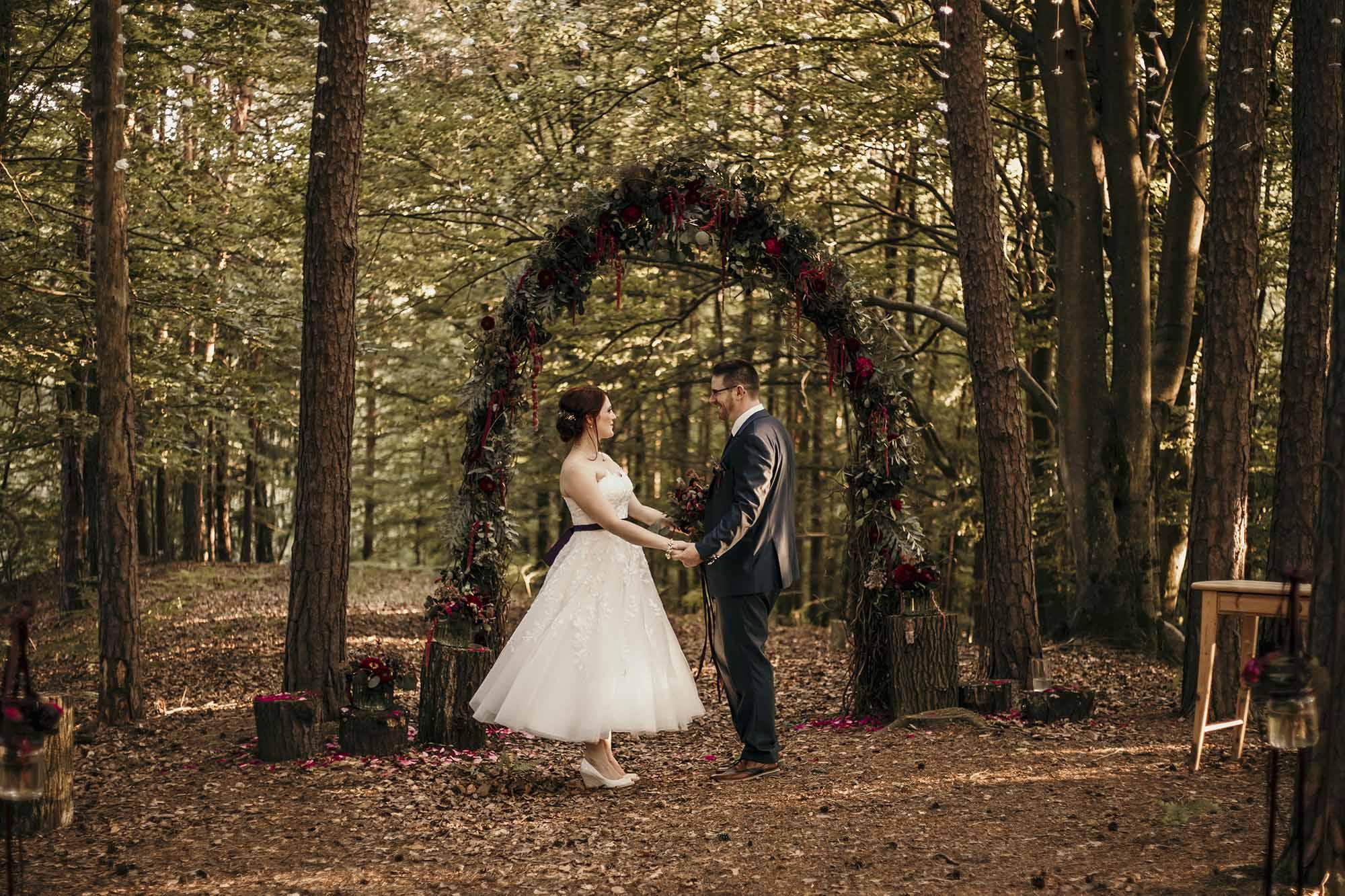 Hochzeitsfloristik von SIEGLINDE