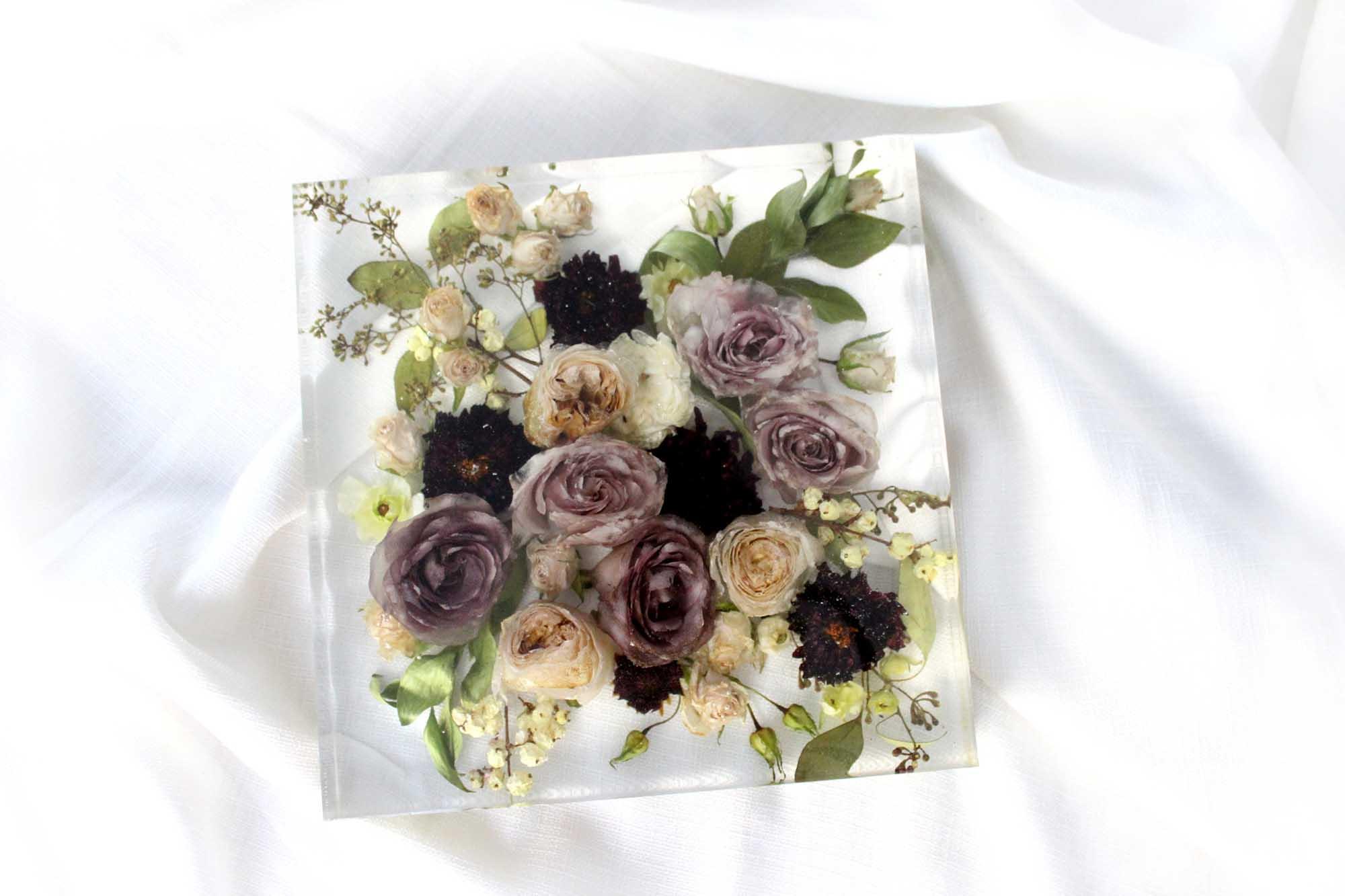 Wild Poppy | Brautstrauß-Konservierung