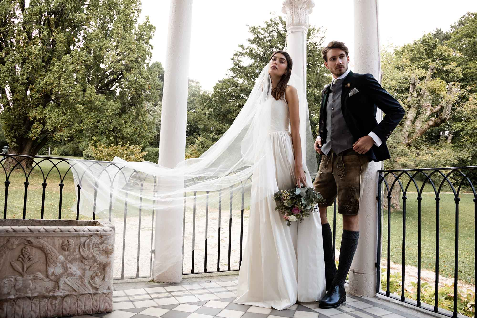 Hochzeitsmode von SEIDL Trachten