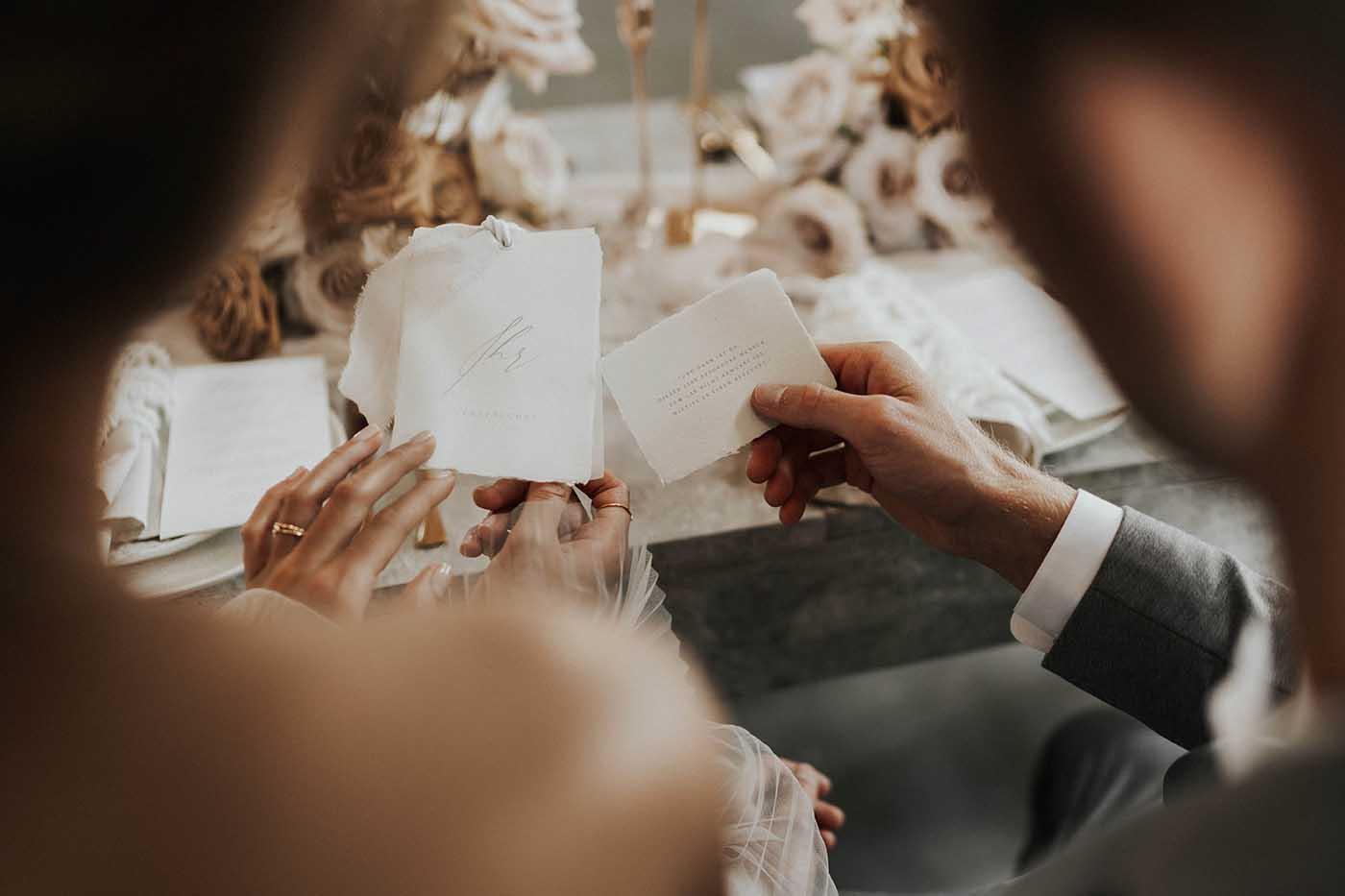 Hochzeitspapeterie von MIKA Design Studio Wolfgangsee