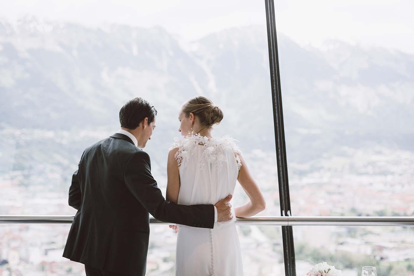 "Hochzeitslocation ""Bergisel"""