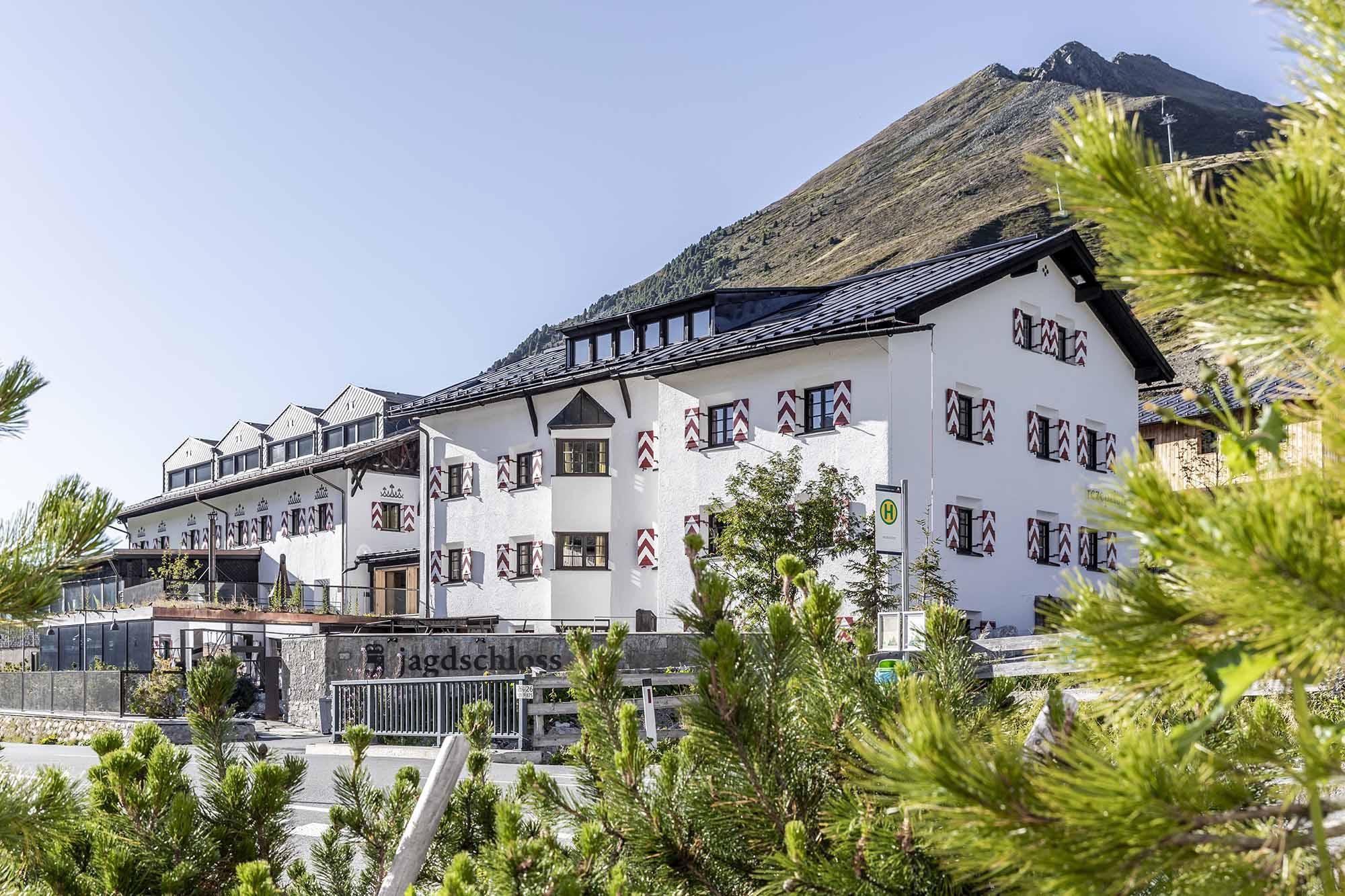 """Hochzeitslocation """"Jagdschloss-Resort Kühtai"""""""