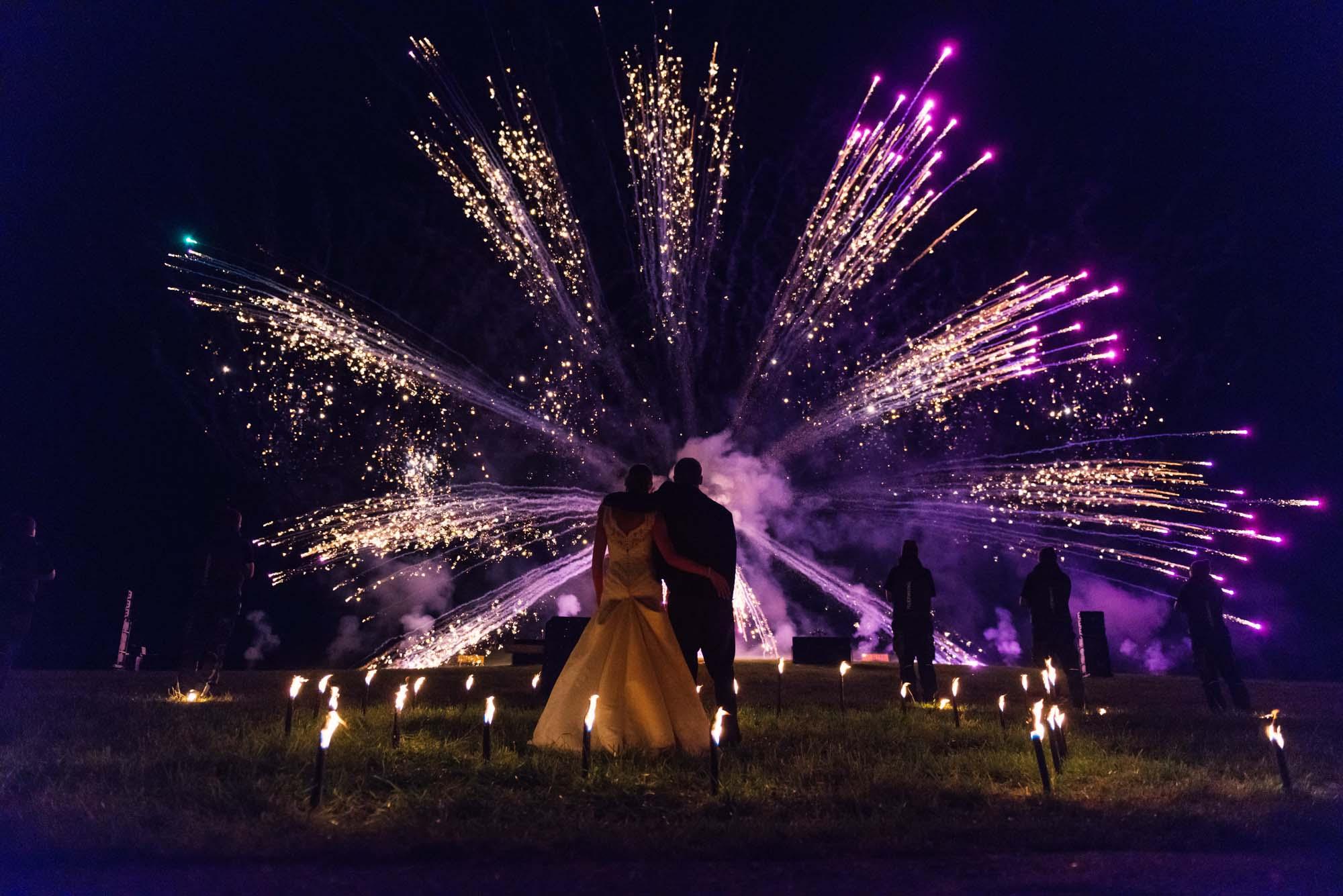 HTH Pyrotec – Feuerwerk für eure Hochzeit