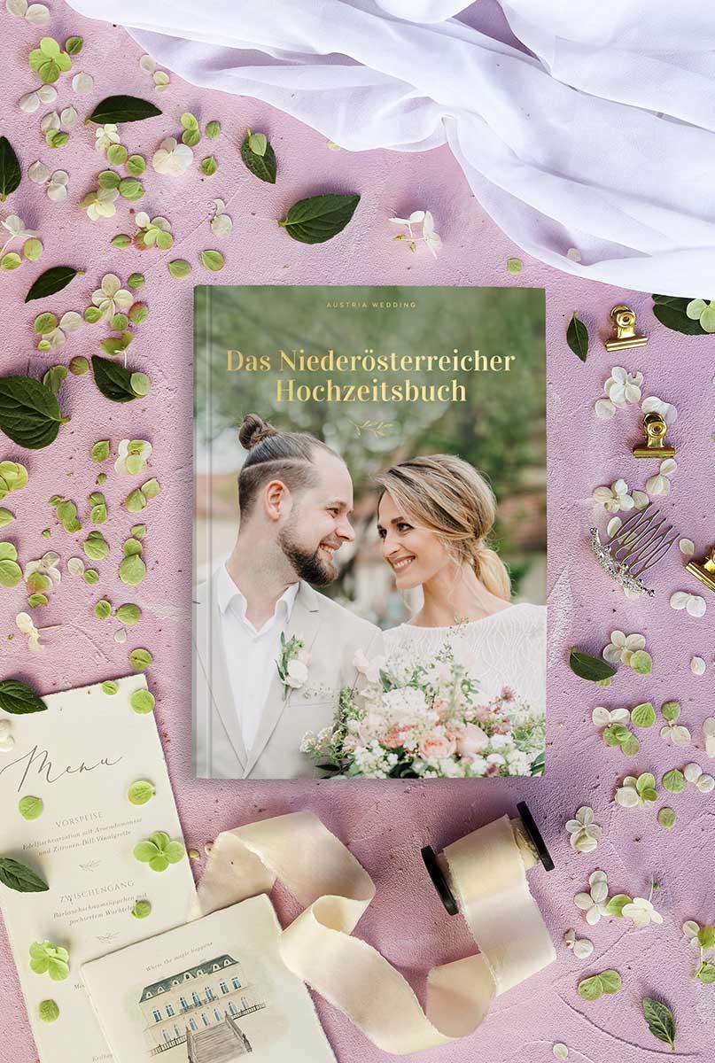 Das Niederösterreicher Hochzeitsbuch