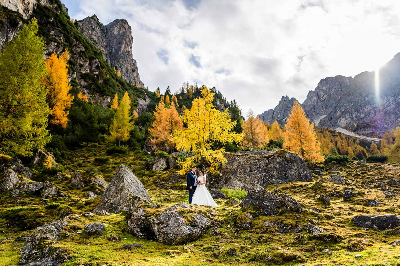 Hochzeitsfotografin Sabine Holaubek