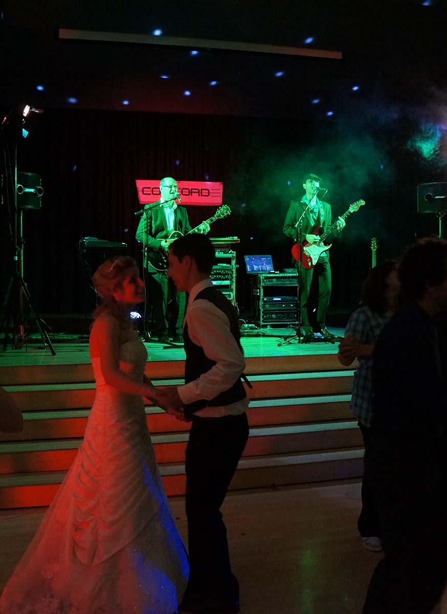 """Hochzeitsband """"Concord"""""""