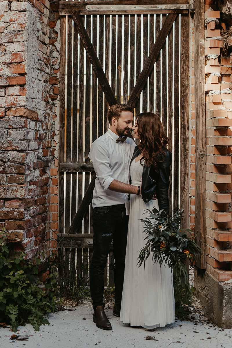 Eleganz trifft Rock: Eine Hochzeit wie ein Classic Rock-Song