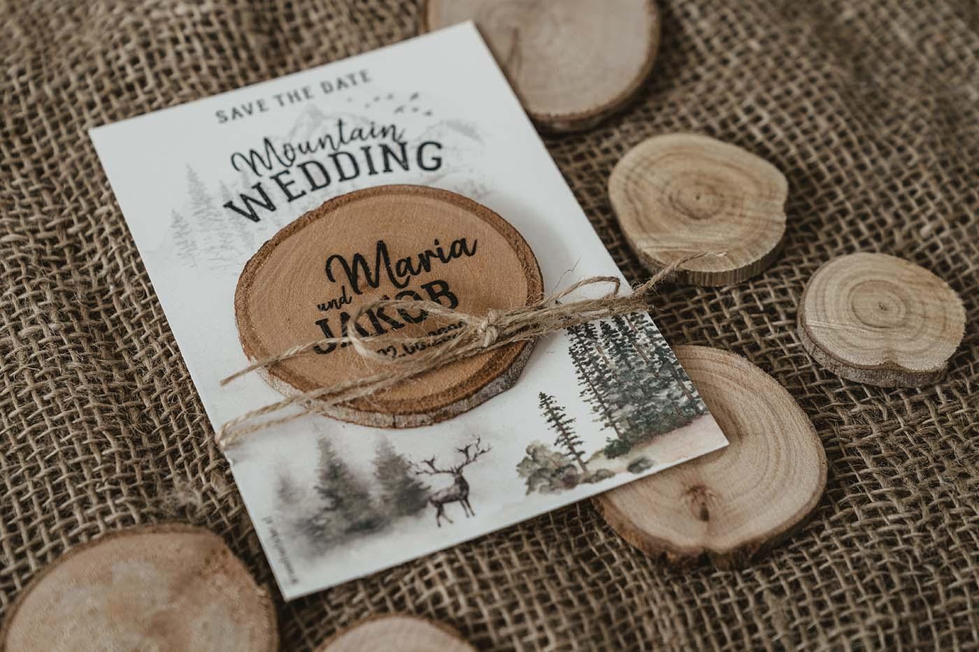 Ariane Frötscher | Hochzeitspapeterie
