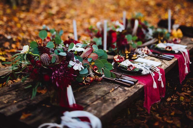 Die richtige Jahreszeit für eure Hochzeit