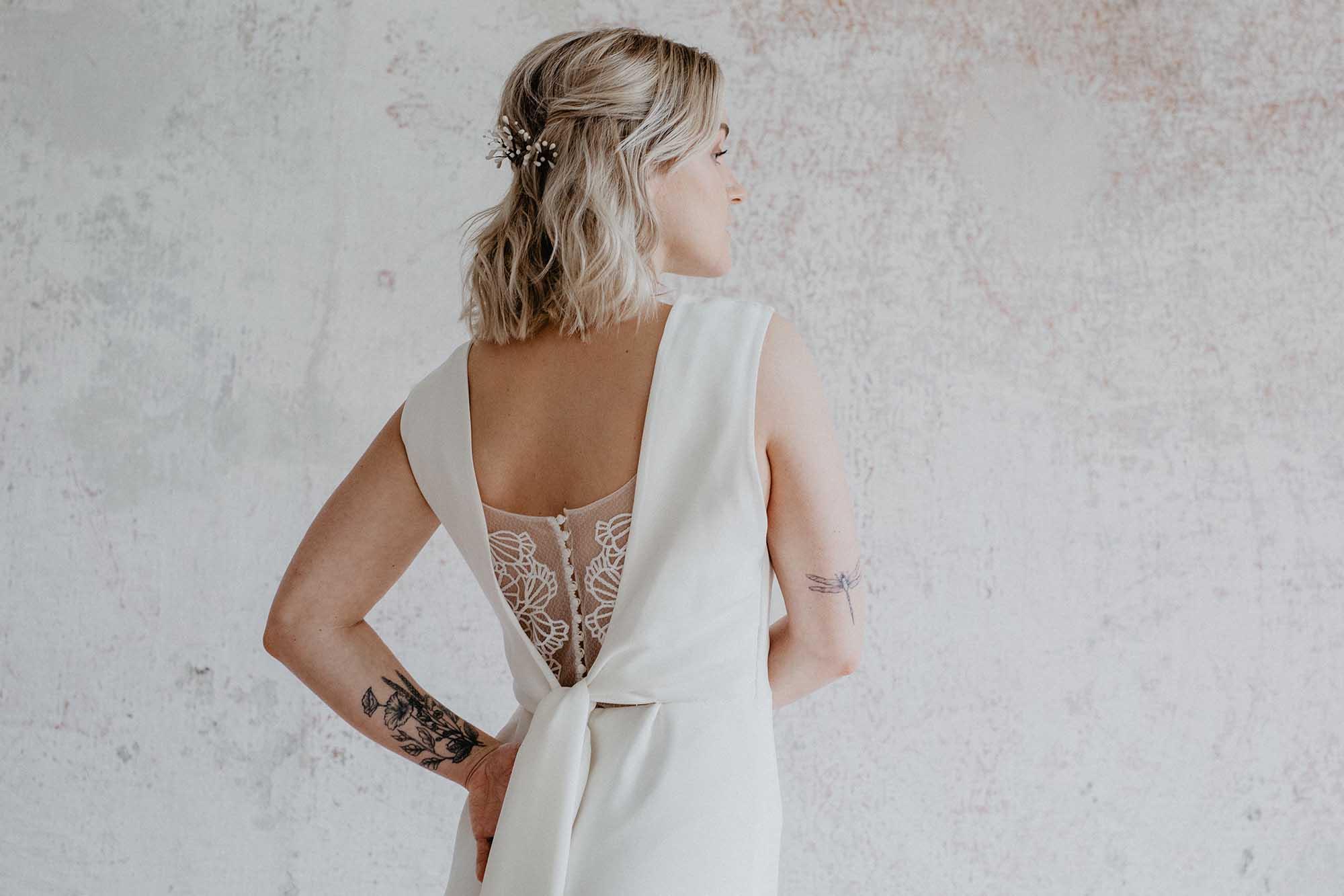 Brautkleider von Atelier Bona Res