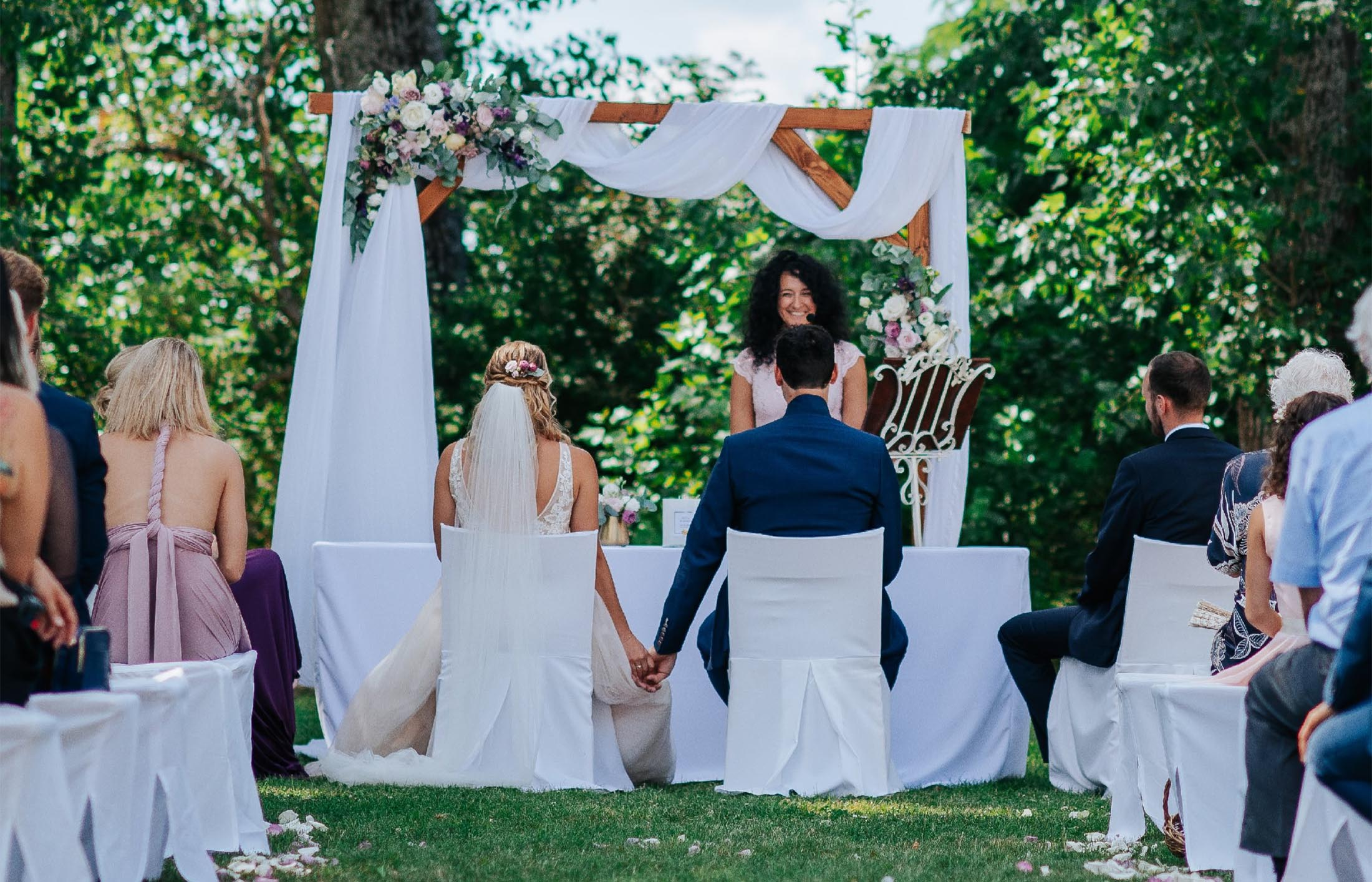 Hochzeitsrednerin Sonja Lanz