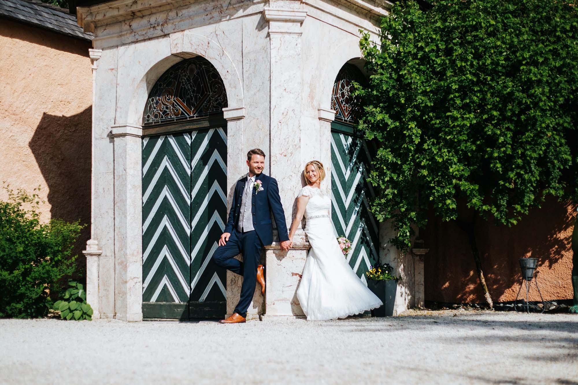 Hochzeitslocation Schloss Wasserleonburg
