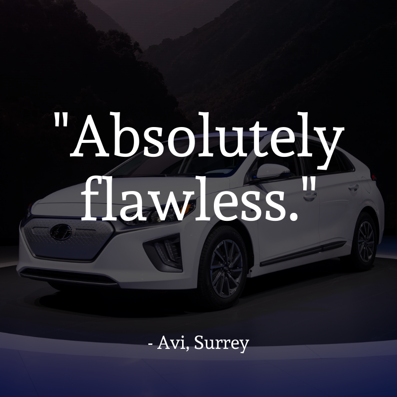 testimonial - absolutely flawless