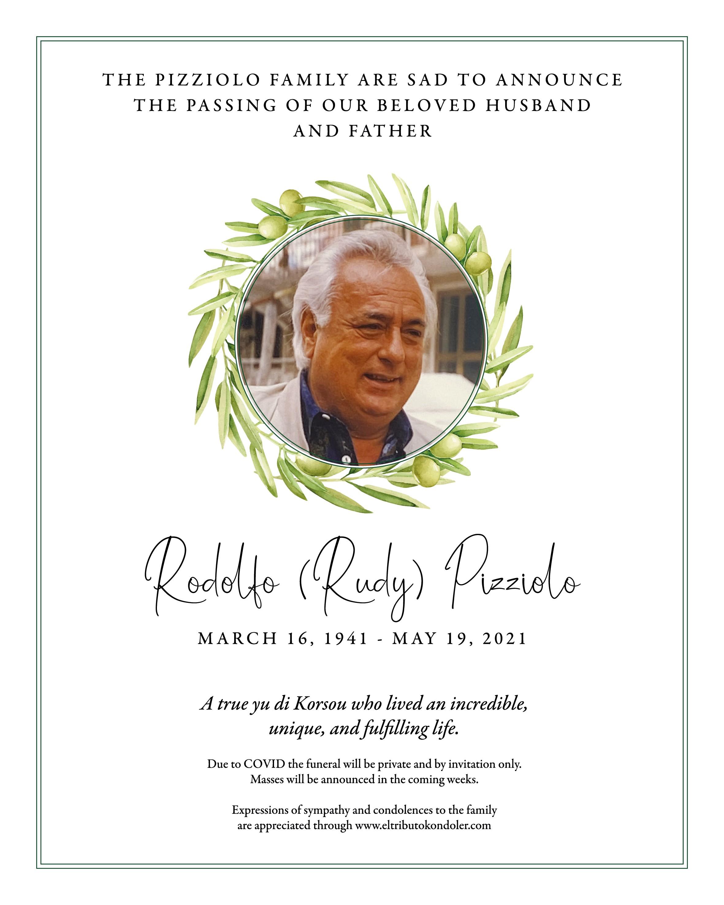 Rodolfo Pizziolo