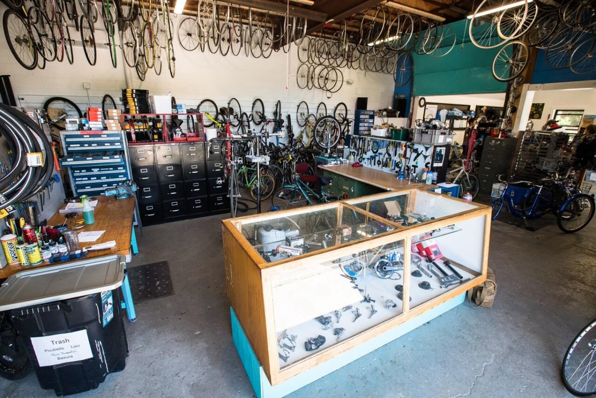 Portland Gear Hub