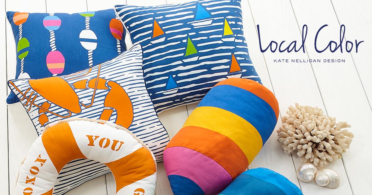 Local Color / Kate Nelligan Design