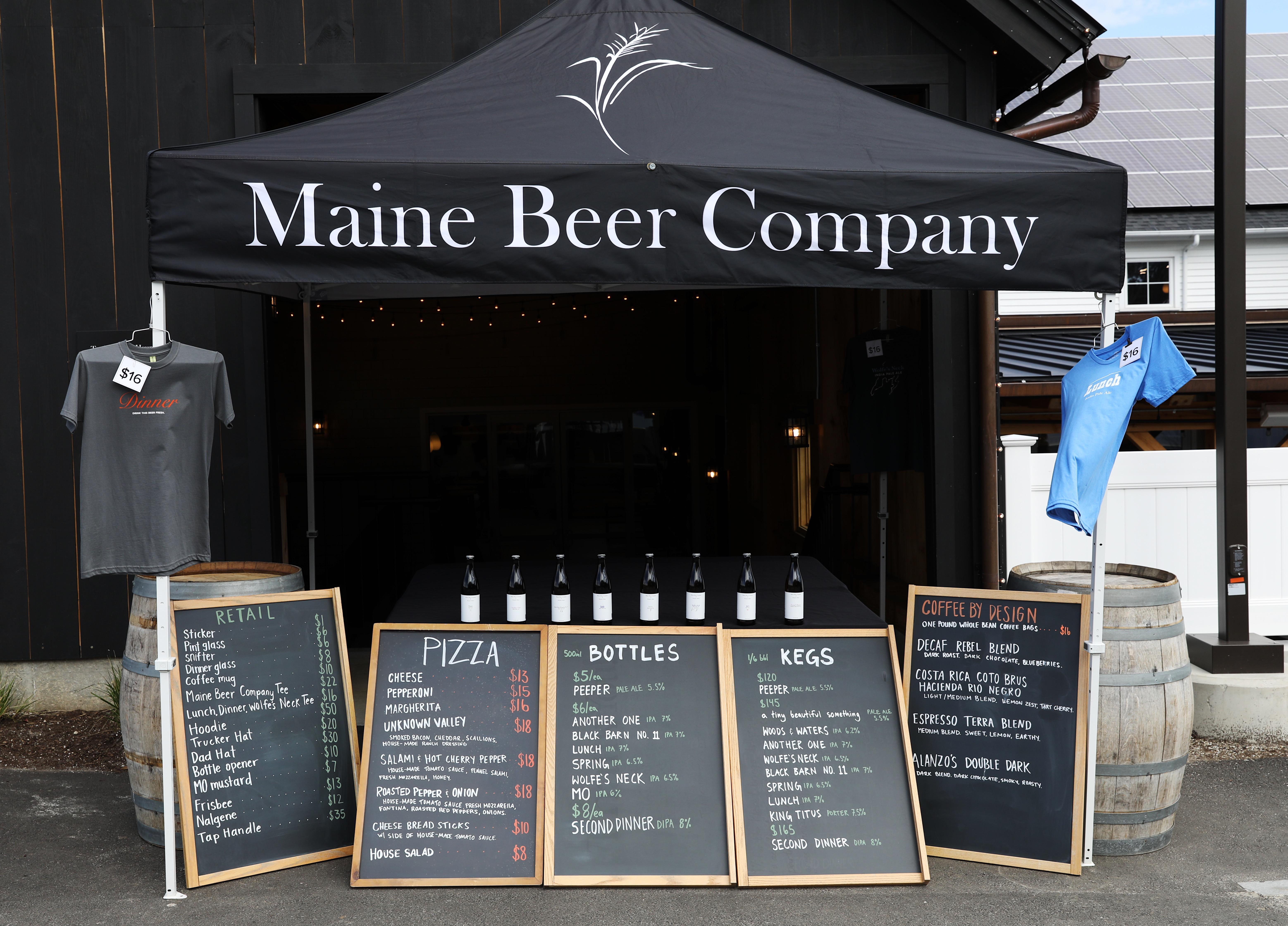 Maine Beer Company