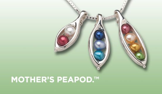 Peapod Jewelry