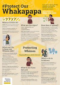 English - protecting whanau