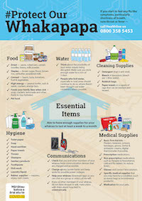 English - essential items