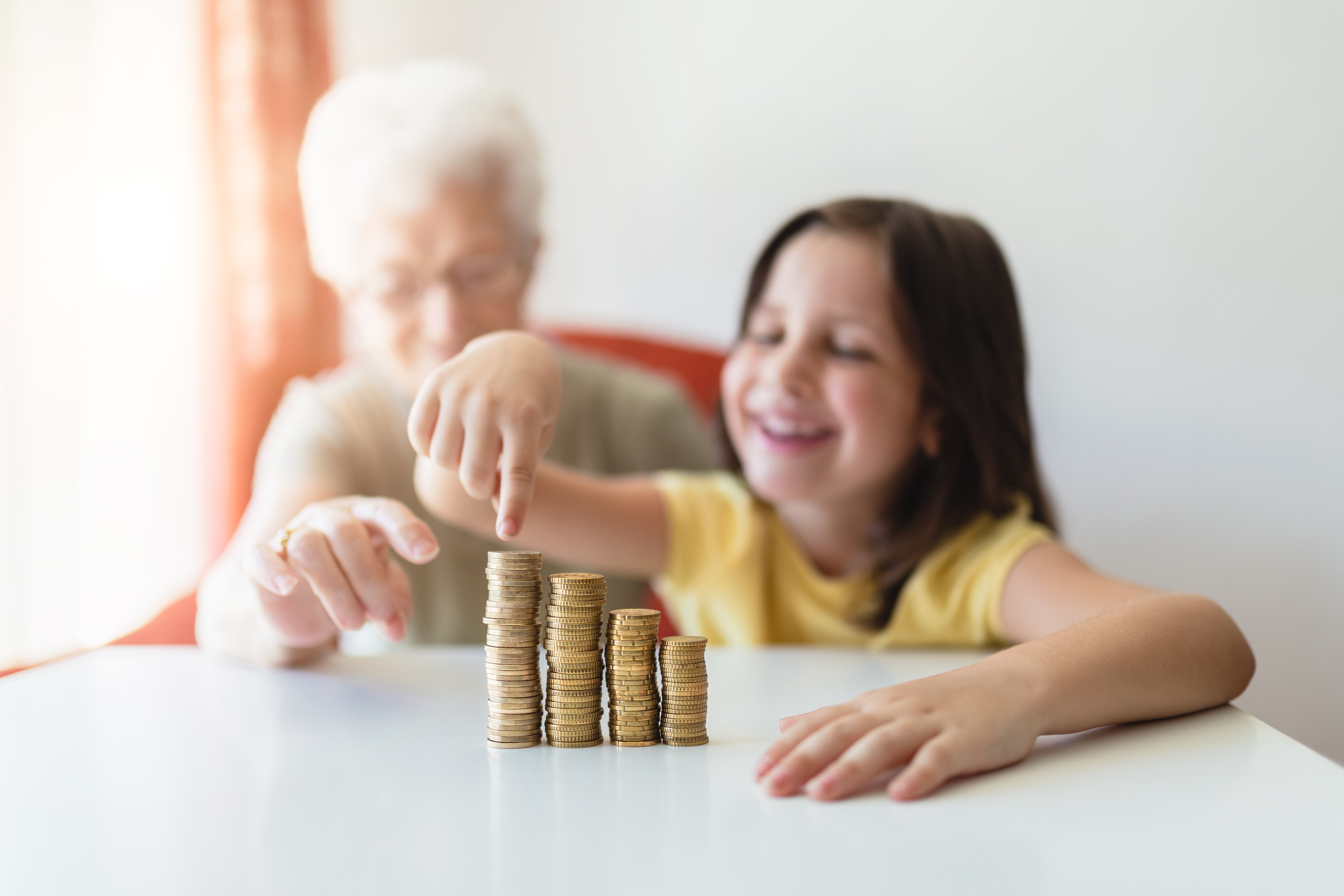 What Is the Best Way to Set Up a College Fund for a Grandchild?