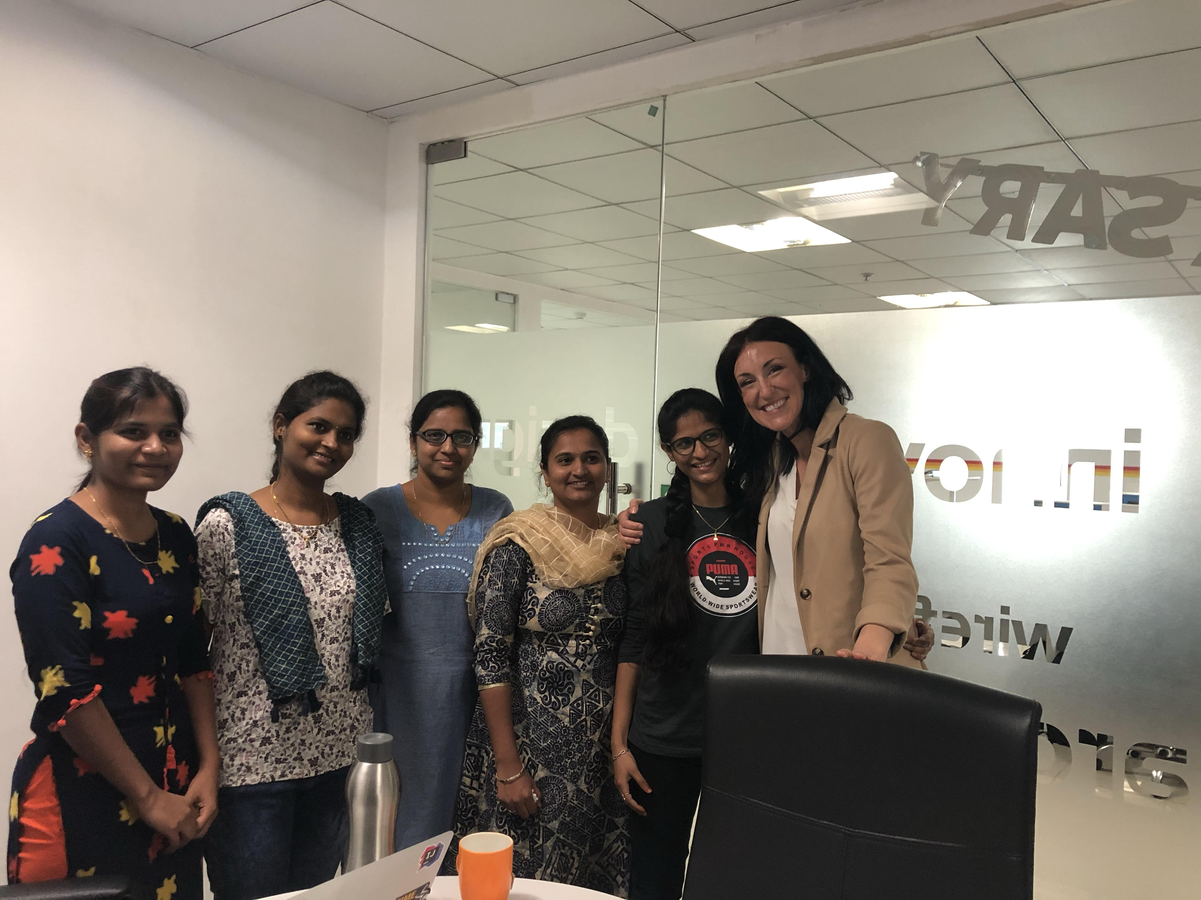 CEO and Hyderabad Women Software Developers