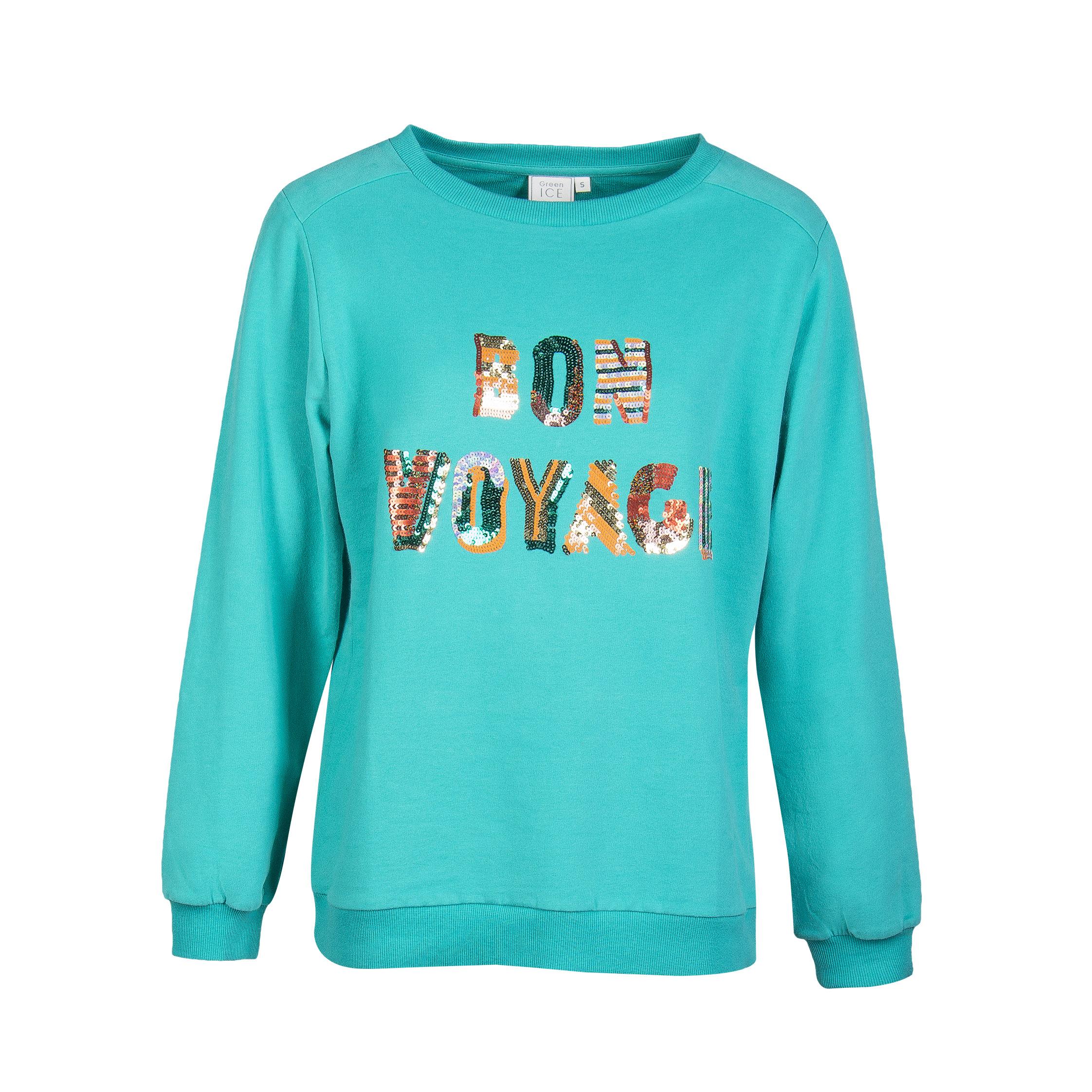 Sweater 'Forte' Emerald